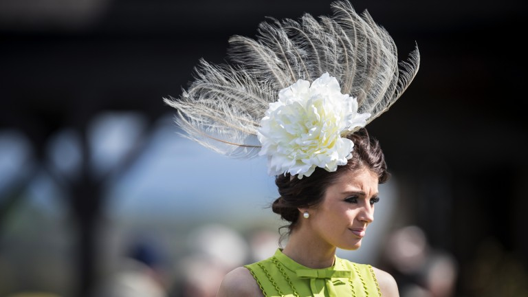 Fashion frenzy: dressed for the occasion on day two of the Punchestown festival