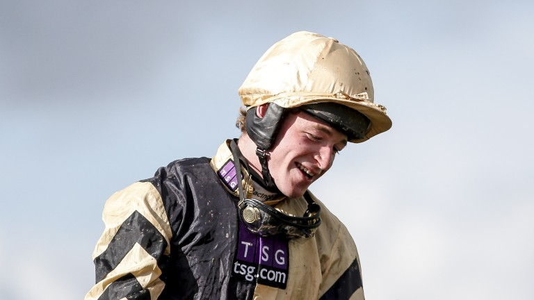 David Mullins:  the Grand National-winning jockey is 22
