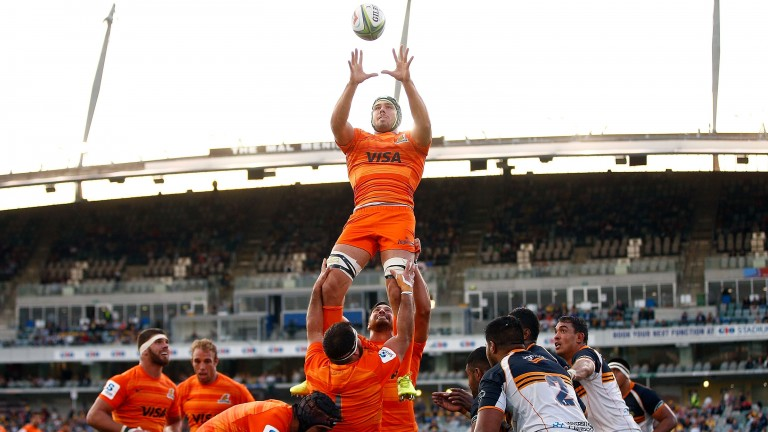Jaguares have won their last six Super Rugby matches