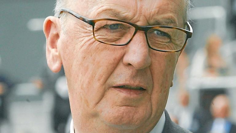 Duke of Devonshire: the former BHB chairman is 74