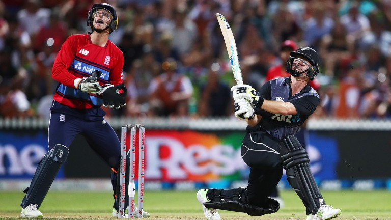 Colin Munro could star for the Delhi Daredevils