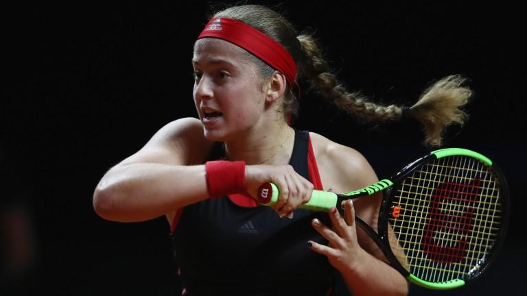 French Open champion Jelena Ostapenko