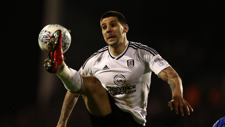 Aleksandar Mitrovic has been in great form since joining Fulham