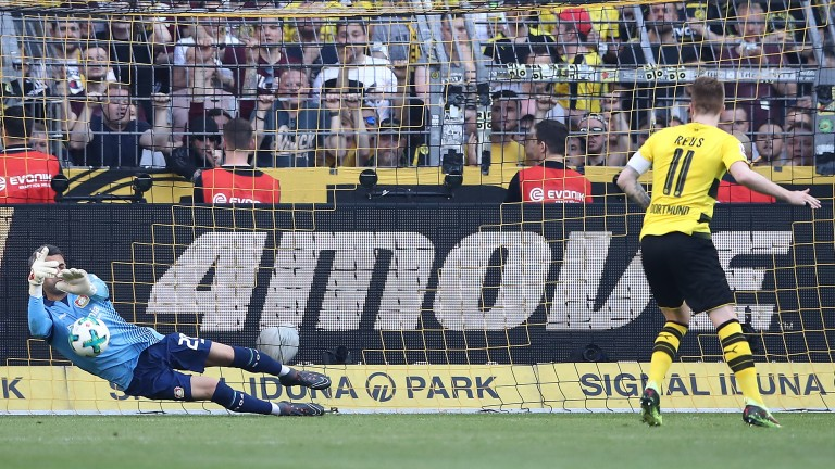Leverkusen suffered a heavy defeat at Dortmund last time