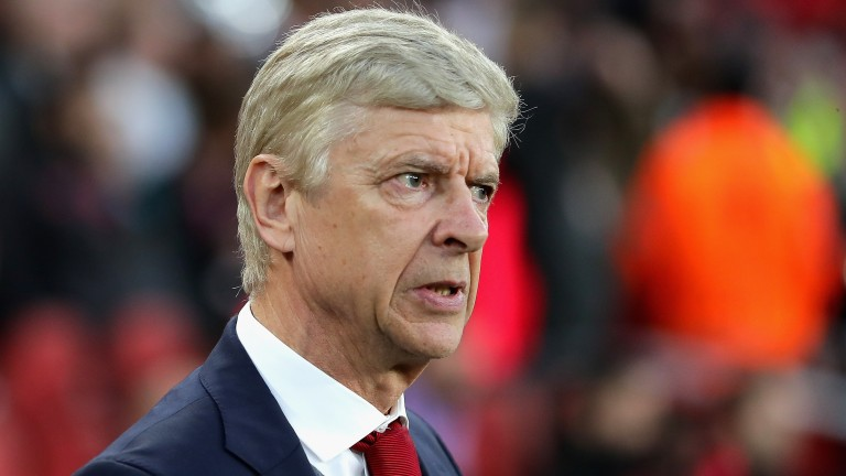 Arsenal boss Arsene Wenger is being linked with the PSG job