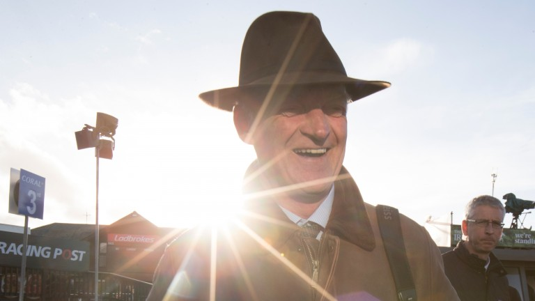 "Willie Mullins: ""She's been a tremendous jockey"""