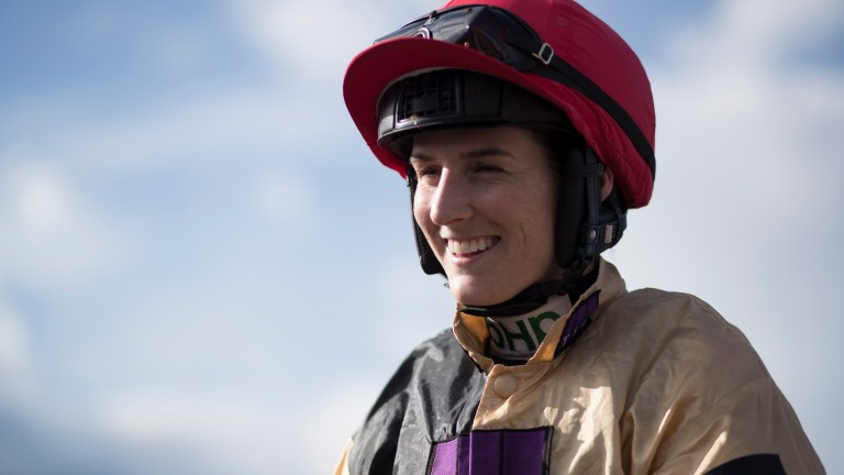 Rachael Blackmore bidding to make history in the Plate