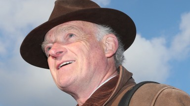 Willie Mullins: produced Cool Colonnade, a son of Requinto, to win at Sligo on a day where son Patrick broke Ted Walsh's long-standing record aboard stablemate Queen Boulevard in the bumper