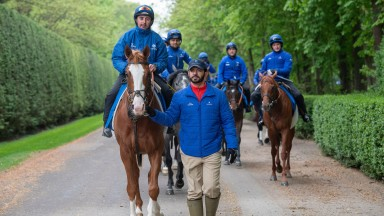 Saeed bin Suroor: is rebuilding after a couple of quiet seasons