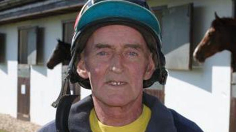 Ken Dooley: died at Kempton last October