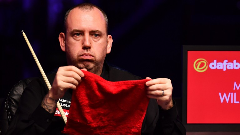 Mark Williams could be like a red rag to a bull against Ali Carter