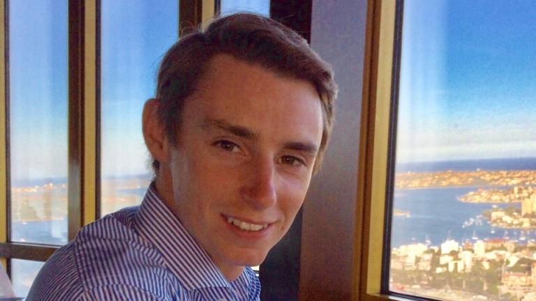 Simon Pearce : taking the reins at Wroughton House