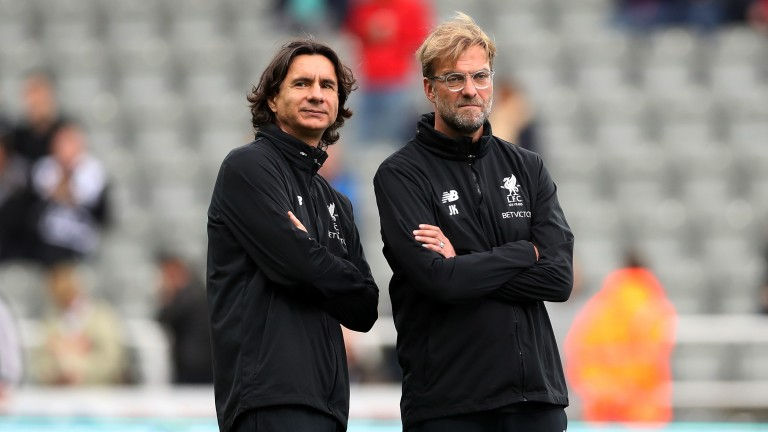 Zeljko Buvac (left) was slashed from 50-1 to 7-2 as bet365 ran for cover