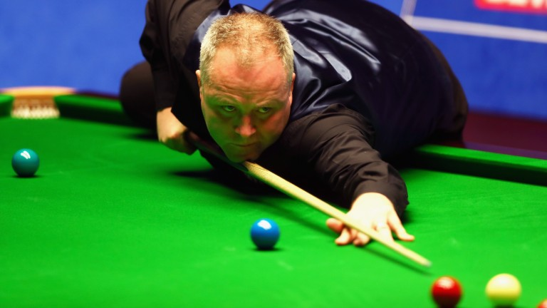 Possible tiredness could be the biggest stumbling-block for John Higgins