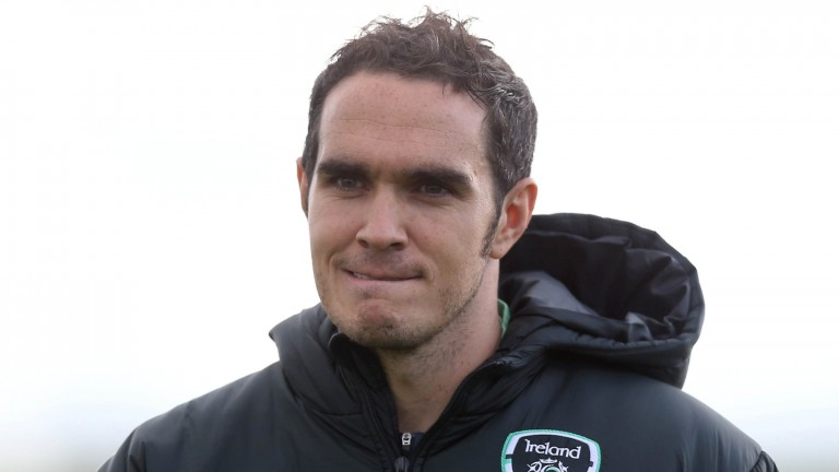 Joey O'Brien has proved an excellent signing for Shamrock Rovers