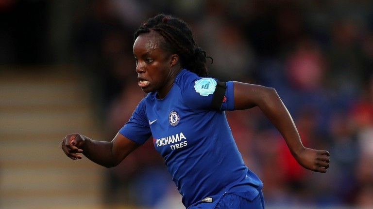 Eniola Aluko of Chelsea Ladies