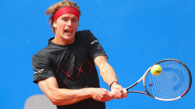 Alexander Zverev is back to his best