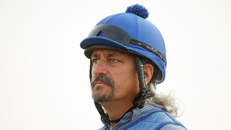 Steve Asmussen: Hall of Fame trainer sent out his 8,000th winner in North America when Lookin At Lee scored at Churchill Downs on Saturday