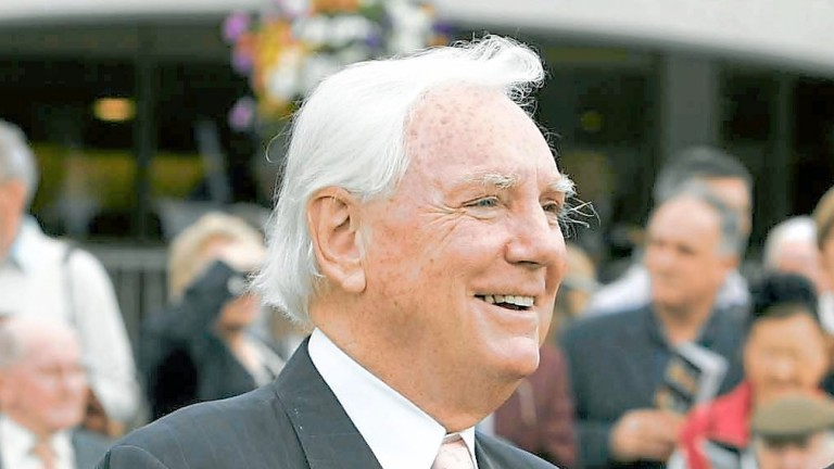 Sir Tony O'Reilly: prolific owner and business magnate is 82