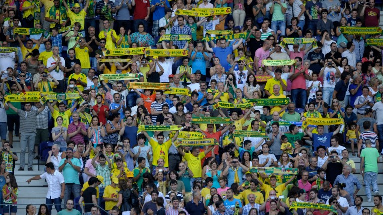 POPacos de Ferreira supporters will be cheering for their side's survival