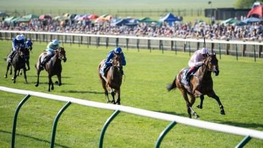 Lah Ti Dar: Pretty Polly Stakes winner is bred on the successful Dubawi - Singspiel cross
