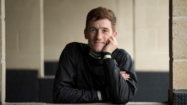Sam Twiston-Davies: the jump jockey is 26