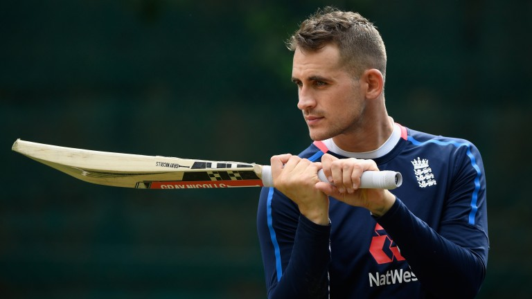 Alex Hales could cut loose for Sunrisers Hyderabad against Delhi Daredevils