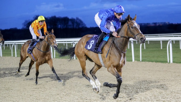Fountain Of Time scores at Newcastle for Charlie Appleby