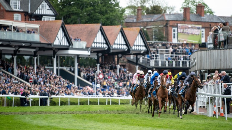 Chester: the Group 3 Ormonde Stakes is the highlight on day two