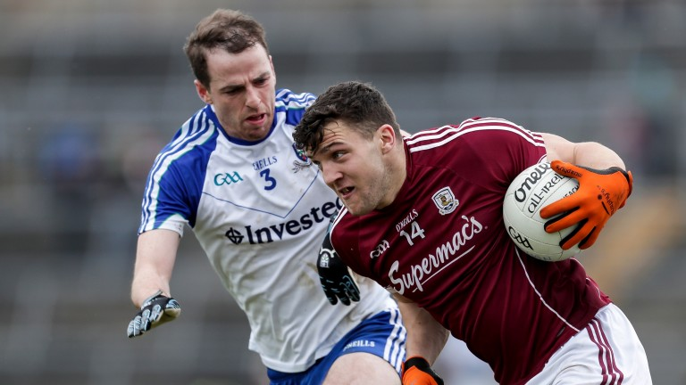 Damien Comer has been a goal machine for Galway