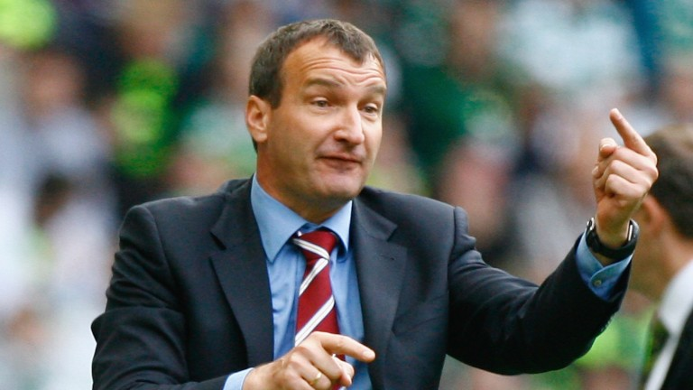 Dundee United boss Csaba Laszlo