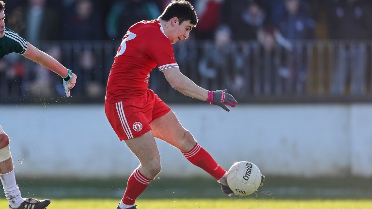 Lee Brennan is flourishing up front for Tyrone