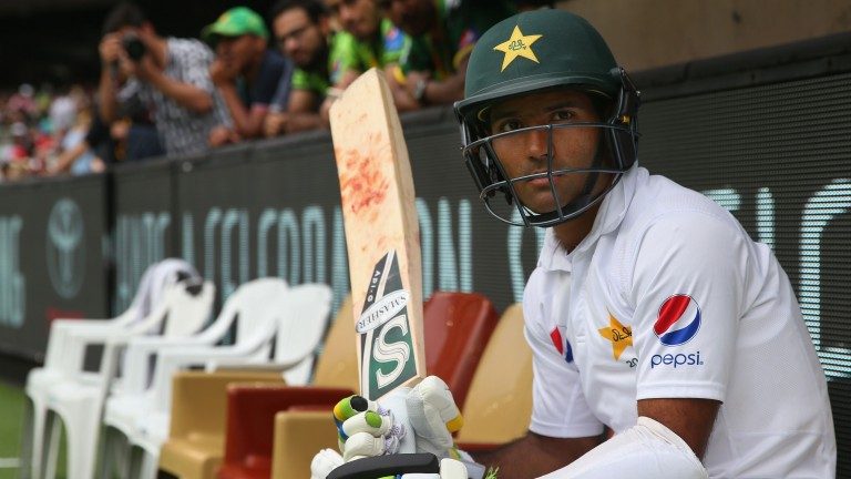 Pakistan's Asad Shafiq could provide a harsh lesson for Ireland in their first Test