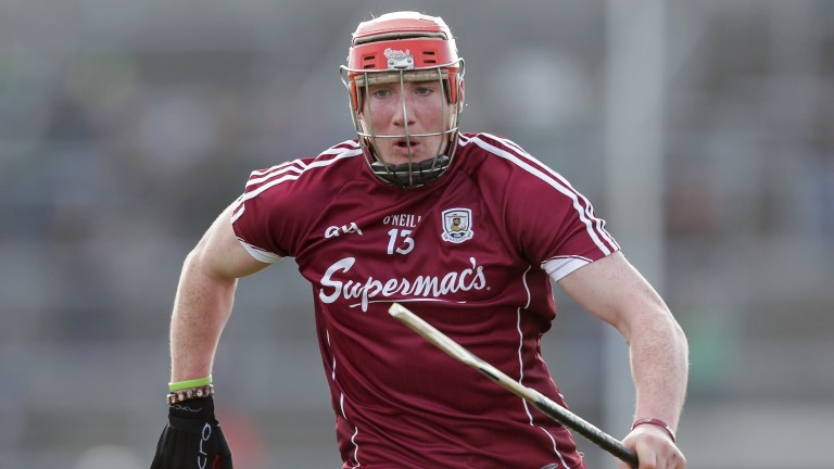 Galway's Young Hurler of the Year Conor Whelan is coming into his prime