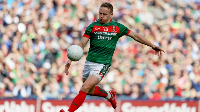 Mayo's Andy Moran was 2017 Footballer of the Year