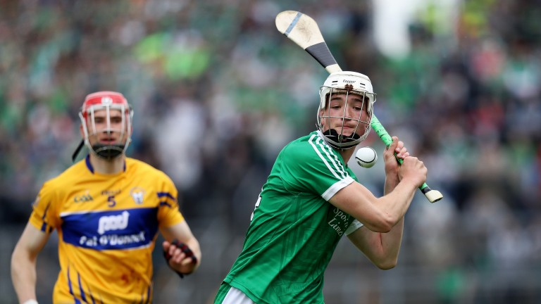 Limerick's Kyle Hayes is one of the best attackers in the modern game