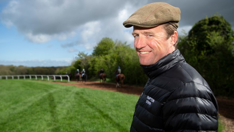 Ralph Beckett: stable form was hit by a virus last season