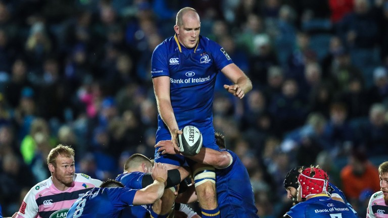 Leinster's outstanding line-out can be a crucial weapon