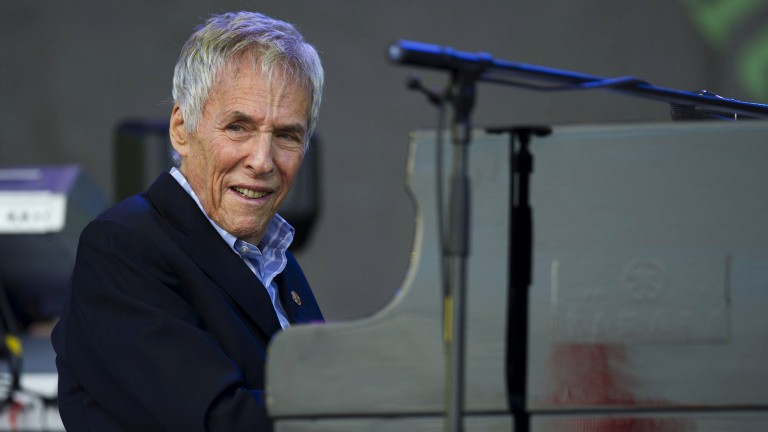 Burt Bacharach: the composer and owner is 90