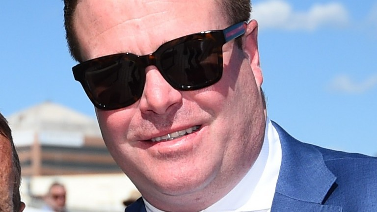 Richard Laming: fined $2,500 by Racing Victoria stewards