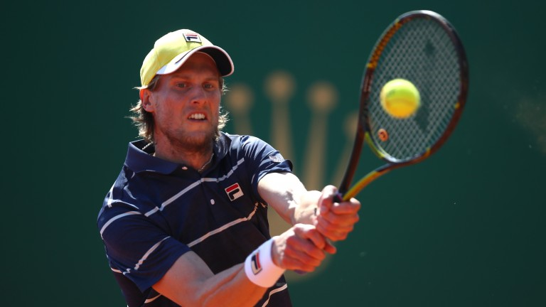 Andreas Seppi may be able to carve a path through the Italian draw