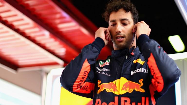 Daniel Ricciardo could make his mark for Red Bull in Barcelona