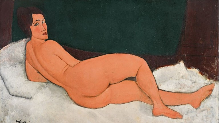 The Modigliani nude sold for more than $157 million