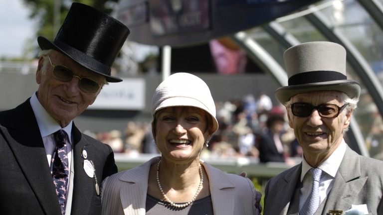 Baroness Jowell, pictured at Royal Ascot in 2006, has died at the age of 70