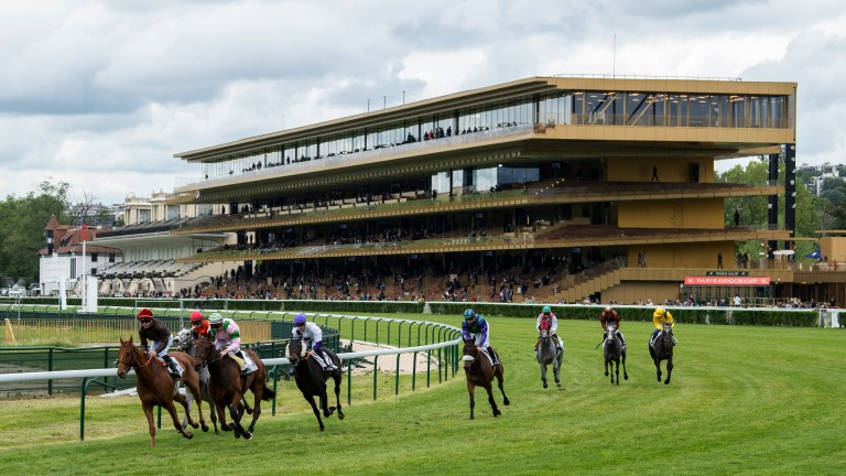 Longchamp plays host to its traditional Qatar Arc Trials card on Sunday