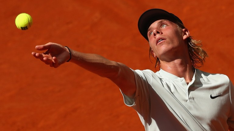 Denis Shapovalov reached the semi-finals in Madrid