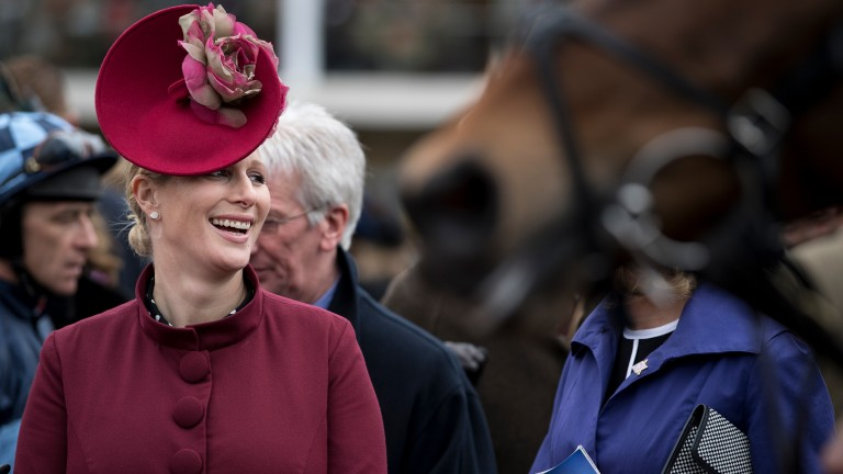 """Zara Tindall: """"passionate about racing"""""""