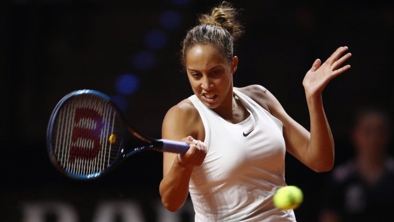 Madison Keys ought to show her class against Donna Vekic on clay