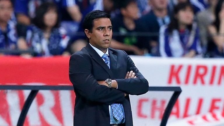 The Strongest coach Cesar Farias could pull off a stunning Copa heist