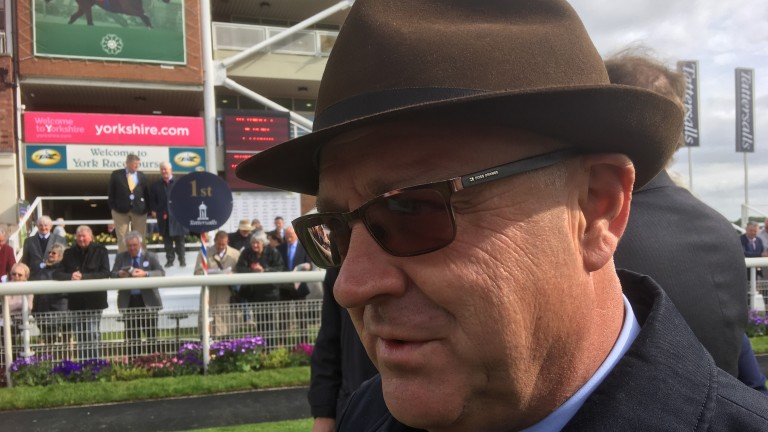 Richard Fahey: can notch a double at York